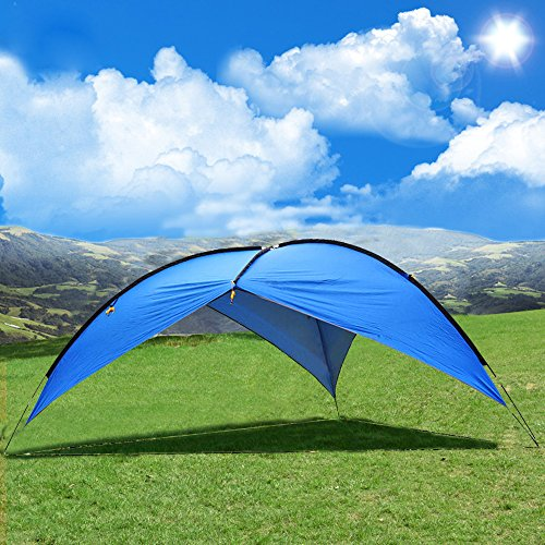 Beach TentBeach CanopySun Shelter POP UP Tent 3-8 People Large Canopy Tent Pergola UV Protection C&ing Fishing Festival Tents Awning by OXKING® & Tent Canopy: Amazon.co.uk