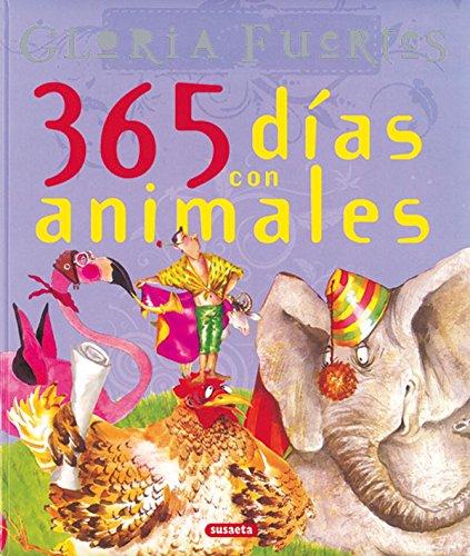 365 Dias Con Animales Gloria Fuertes (Grandes Libros)