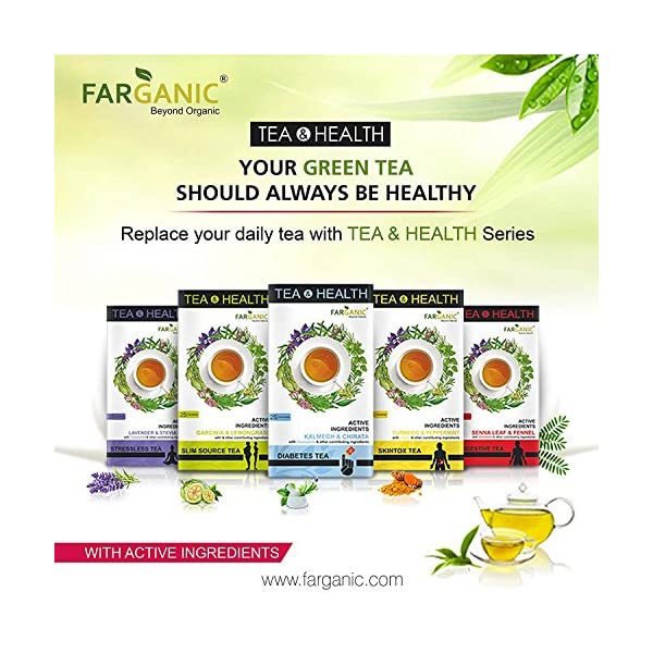 FARGANIC-Detox-Green-Tea-Turmeric-Green-Tea-Tea-Health-Series-with-Active-Ingredients-55-Tea-Bags