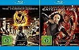 Die Tribute von Panem 1 + 2 | Hunger Games + Catching Fire | [2-Blu-ray]