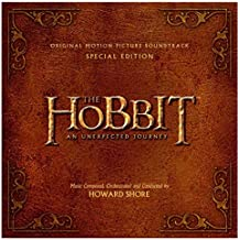 The Hobbit: An Unexpected Journey (Limited Deluxe Edition inkl. 6 Bonustracks)