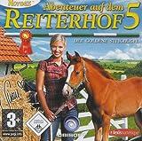 Abenteuer auf dem Reiterhof 5: Der goldene Steigbügel [Software Pyramide]