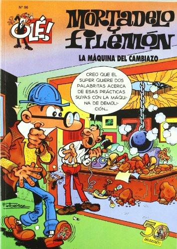 La máquina del cambiazo (Olé! Mortadelo 96) thumbnail