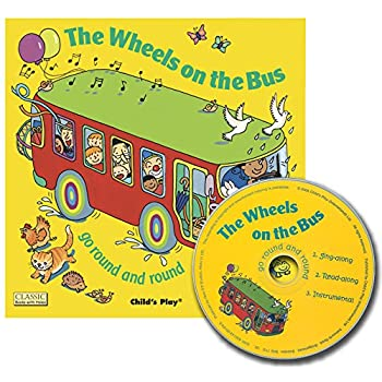 The Wheels On The Bus: Go Round And Round