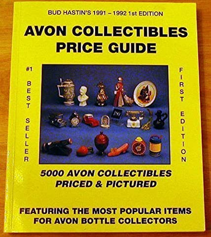 Avon Collectibles Price Guide: Most Popular Avon Collection (Bud Hastin's Avon Collector's Encyclopedia) by Bud Hastin (1996-06-06)