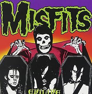 Freedb ROCK / 4D031707 - Night Of The Living Dead  Musiche e video  di  Misfits