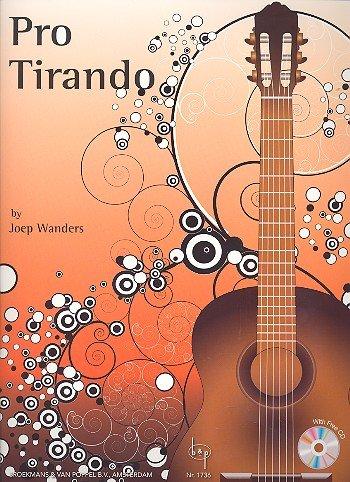 Pro Tirando for Guitar mit CD