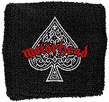 Motörhead - Ace Of Spades (Schweißband,Schwarz)Motörhead Armband