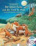 Der kleine Fuchs und die Tiere im Wald (Sachbilderbuch) bei Amazon kaufen