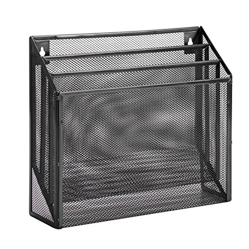honey-can-do-ofc-06208-mesh-vertical-file-sorter-metal-black-36-x-126-x-115-inch