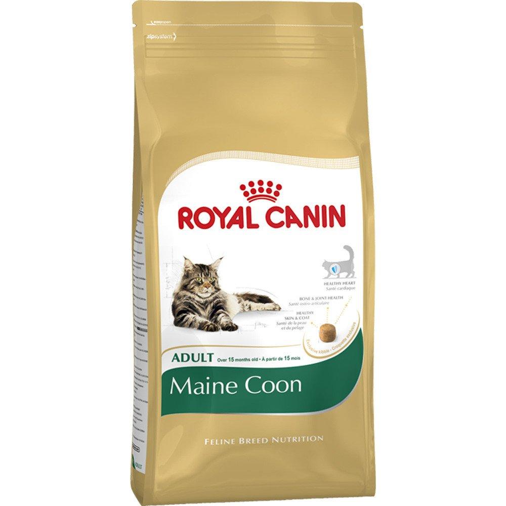 Confezione Da 10 Kg Di Cibo Per Gatti Adulti Royal Canin Maine Coon