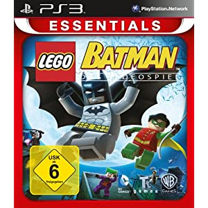 Lego Batman [Essentials] – [PlayStation 3]
