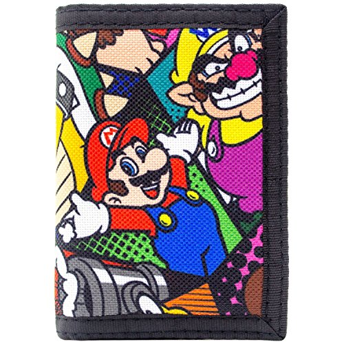 Portafoglio Super Mario