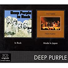 Coffret 2 CD : In Rock / Made In Japan
