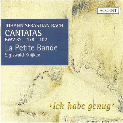 Herr, deine Augen sehen nach dem Glauben, BWV 102: Part II: Aria: Erschrecke doch, du allzu sichre Seele (Tenor)