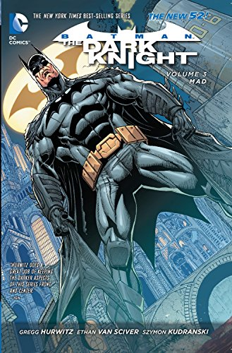 In this new collection of issues #16-21 and BATMAN: THE DARK KNIGHT ANNUAL #1, Batman's detective skills are put to the test as the Mad Hatter begins kidnapping Gotham City citizens for an unknown purpose.