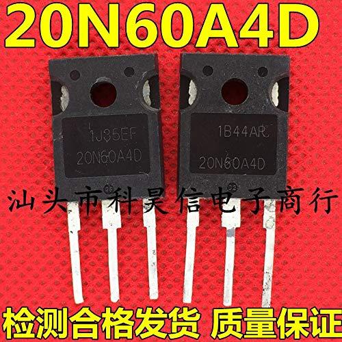 5 teile/los HGTG20N60A4D 20N60A4D 20N60 TO-247 IGBT Transistoren 600 V neue original Auf Lager