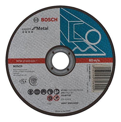 Bosch 2 608 603 398 - Disco corte recto Expert for