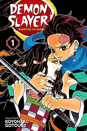 Demon Slayer: Kimetsu no Yaiba, Vol. 1: Cruelty (English Edition ...