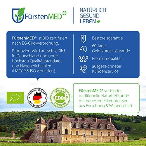 FürstenMED® Natürlicher Ingwertee aus Deutschland – Ohne Zusatzstoffe - 5