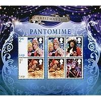2008Natale Pantomime–Foglio miniatura n. 58–Francobolli Royal