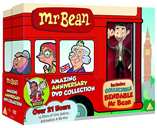 Mr Bean: Amazing Anniversary [Edizione: Regno Unito] [Import anglais]