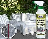 WENKO Geflechtmöbel-Reiniger mit UV-Schutz, 500 ml