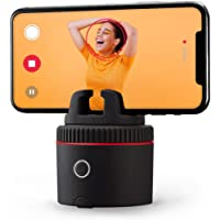 Pivo Pod Red - Foto & Video a 360 con Auto Tracking e Mani Libere - Stream Live - Videochiamate - 12 Effetti Speciali…