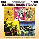 Five Classic Albums (The Kid And The Brute / Swing's The Thing / Illinois Jacquet Flies Again / Illinois Jacquet Collates / Groovin' With Jacquet)