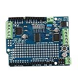Blau Motor/Stepper/Servo/Roboter Schild für Arduino v2 mit PWM Treiber Schild 68 x 52 x 20mm