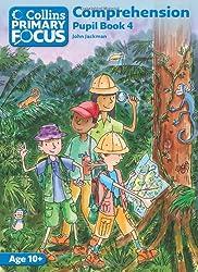 Collins Primary Focus Comprehension Pupil Book: No.4