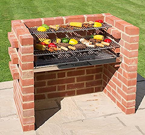 Black Knight Barbecues BKB 303 90 x 90 x 39 cm