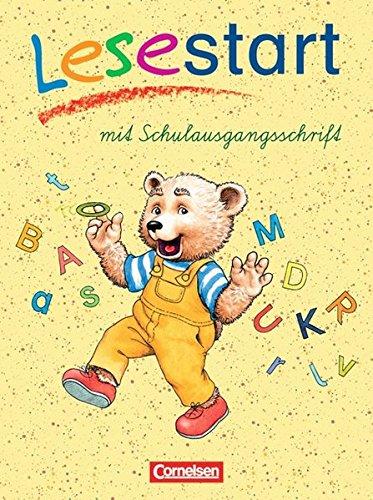 Lesestart - Östliche Bundesländer und Berlin / Fibel mit Schulausgangschrift,