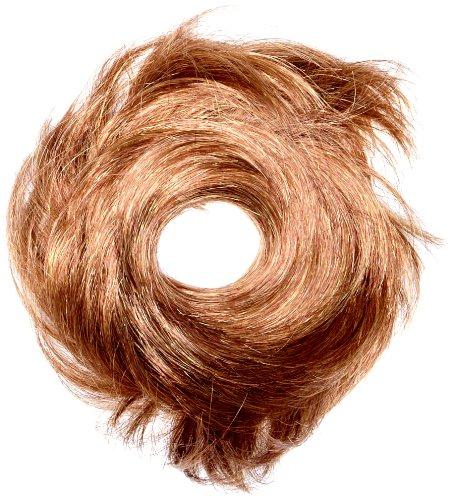 Love Hair Extensions Tornado Kunsthaar-Haargummi, Rich Strawberry Blonde (Extensions Hair Strawberry)