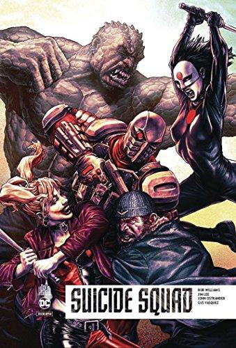 Suicide Squad Rebirth, Tome 5 :