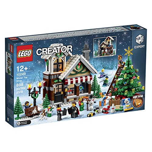 LEGO Creator 10249 - Weihnachtlicher Spielzeugladen (Lego 10229)