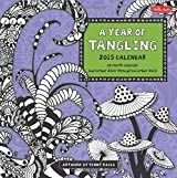 A Year of Tangling 2015 Calendar