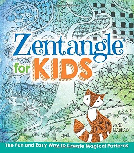 Zentangle for Kids por Jane Marbaix