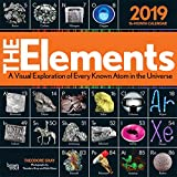 Elements, the 2019 Square Wall Calendar