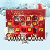 Creative Scents Duft Parfüm Damen Mädchen für Ihren Weihnachten Advent Kalender Xmas Eau de Toilette Early Geschenk
