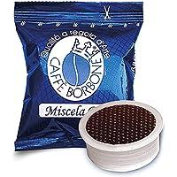 Caffè Borbone Miscela Blu - 100 Capsule - Compatibili con le Macchine Lavazza®* Espresso Point®*