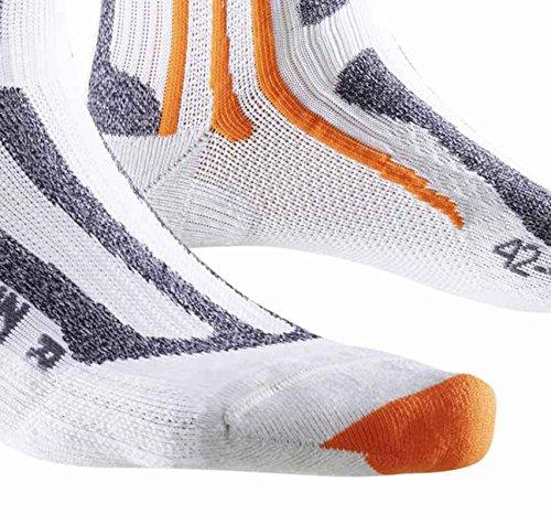 X-Socks Sky Run Two Socks Unisex Adulto