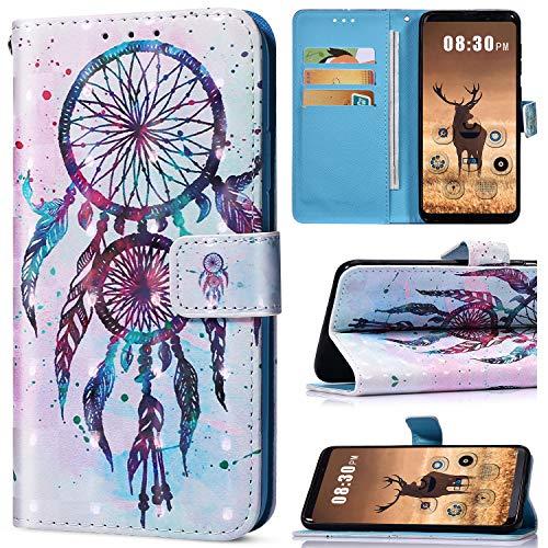 Tasche kompatibel Samsung Galaxy A40 Dreamcatcher