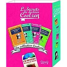 """Coffret 4 livres : Les secrets du Dr. Coolzen (CD offert """"Musique du Monde"""")"""