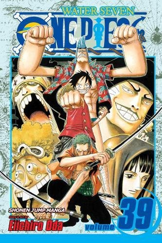 eBooks Pdf: One Piece Volume 39 iBook