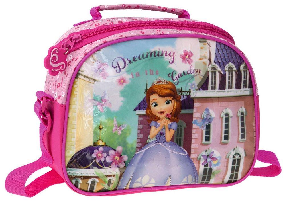 Disney Sofia Neceser de Viaje, 25 cm, 4.75 litros, Multicolor