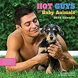 CAL 2018-HOT GUYS & BABY ANIMA