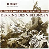Richard Wagner's Der Ring des Nibelungen: The Rhinegold / The Valkyrie / Siegfried / Twilight of the Gods
