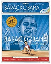 Barack Obama: Son of Promise, Child of Hope by Nikki Grimes (2012-03-06)