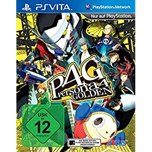 Persona 4 Golden – Relaunch